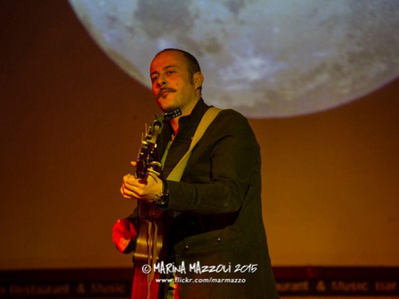 20 marzo 2015 - Crazy Bull - Genova - Lorenzo Malvezzi in concerto