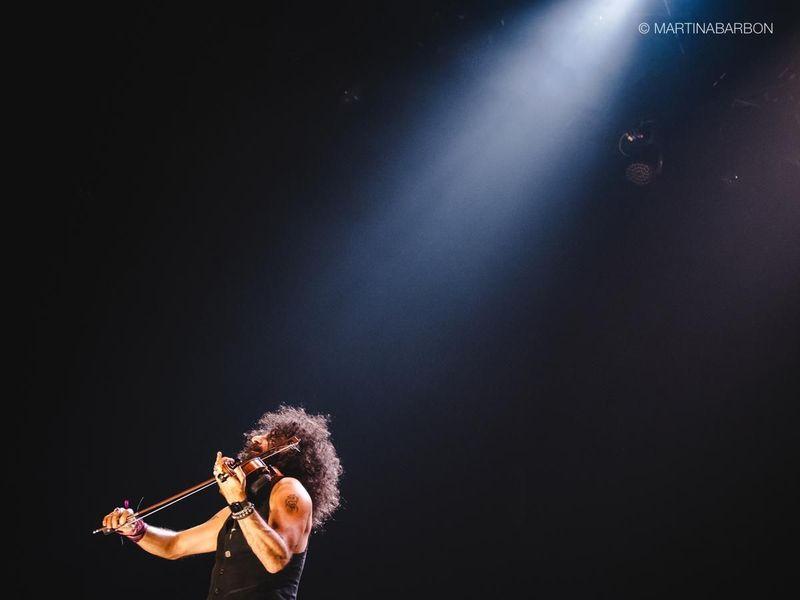4 dicembre 2019 - Gran Teatro Geox - Padova - Ara Malikian in concerto