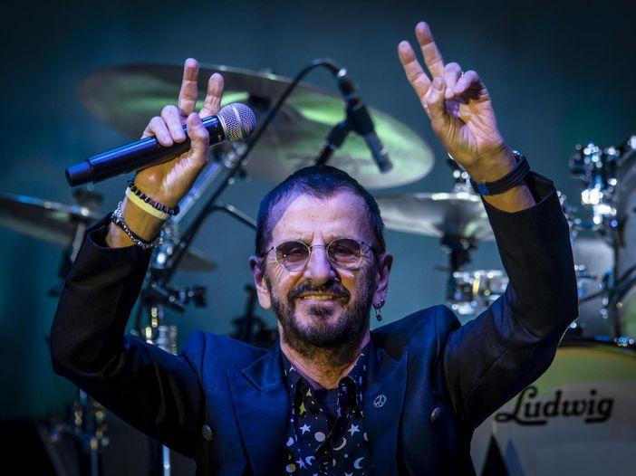 Ringo Starr al Lucca Summer Festival - FOTOGALLERY e SCALETTA