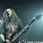 3 Aprile 2011 - Atlantico Live - Roma - Slayer in concerto