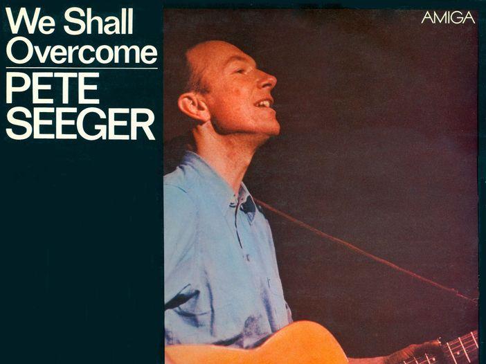 Pete Seeger, la leggenda della musica folk