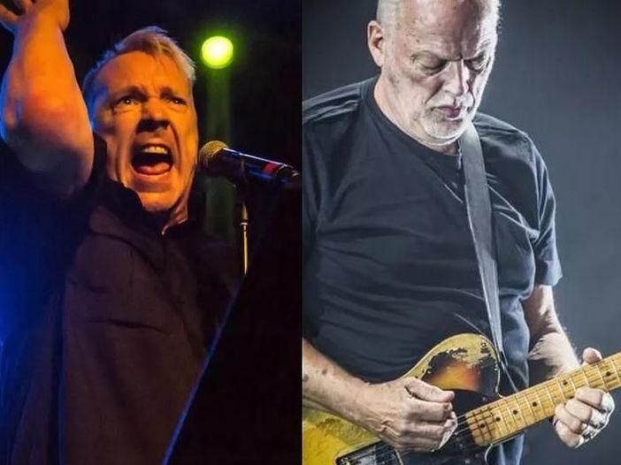 David Gilmour e Johnny Rotten: storia di una collaborazione mancata (per poco)