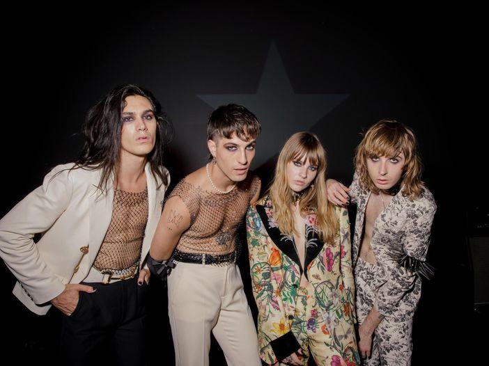 """I Maneskin tra i candidati ai francesi NRJ Music Awards come """"gruppo internazionale dell'anno"""""""