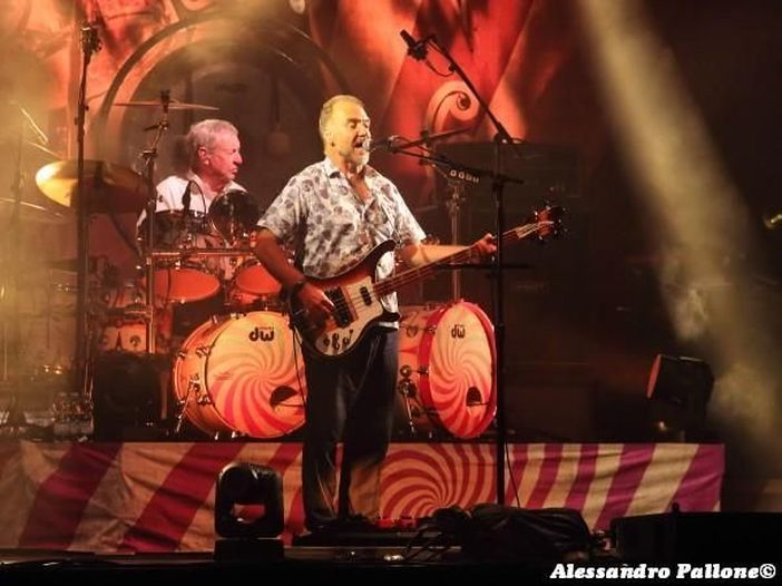 Nick Mason's Saucerful of Secrets, esce 'Live At The Roundhouse': i dettagli