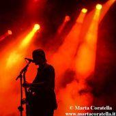 2 settembre 2015 - Ippodromo delle Capannelle - Roma - Interpol in concerto