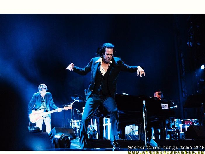 Nick Cave: cancellato il tour europeo