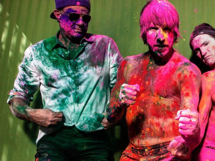 Fra 3 settimane il nuovo singolo dei Red Hot Chili Peppers