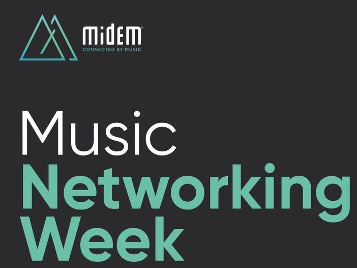 Midem Music Networking Week, al via la settimana di incontri online con i protagonisti dell'industria