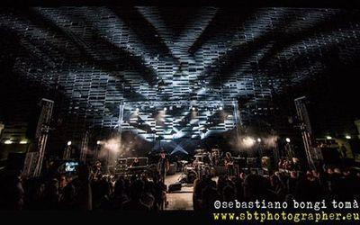 25 agosto 2014 - Cavea del Nuovo Teatro dell'Opera - Firenze - Marta Sui Tubi in concerto