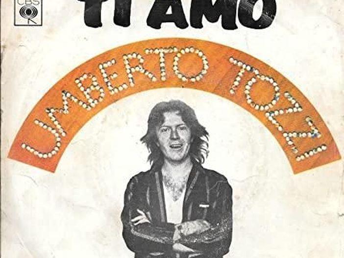 """Umberto Tozzi, la storia di """"Ti amo"""""""