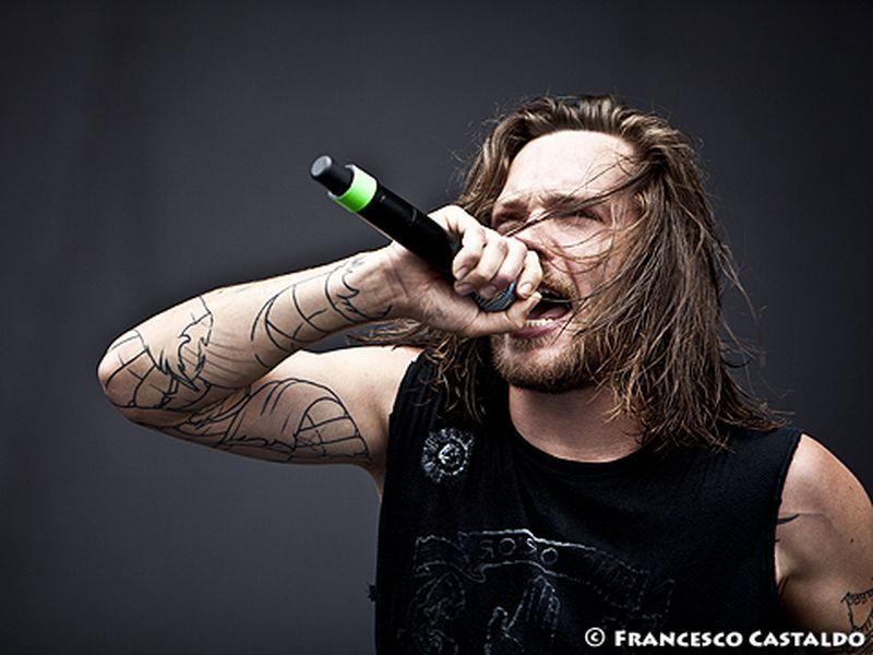 22 Giugno 2011 - Gods of Metal - Arena Concerti Fiera - Rho (Mi) - Baptized in Blood in concerto