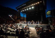 Guarda le foto del primo concerto dopo il coronavirus di Max Gazzé, a Roma