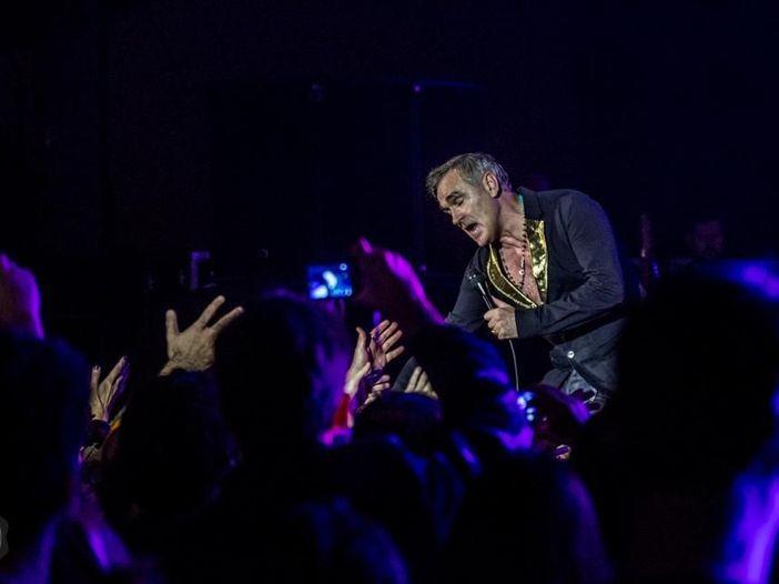 """Morrissey: ascolta la cover di Jobriath """"Morning Straship"""" con Ed Droste"""