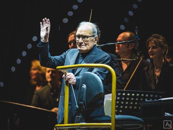 Concerti, Ennio Morricone: a Verona e Roma le date del 'Final Concerts Tour' prima del ritiro dalle scene - BIGLIETTI