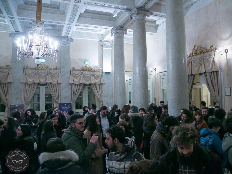 19 gennaio 2017 - Ridotto del Teatro Regio - Parma - Brunori sas in concerto