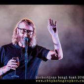 12 luglio 2016 - Pistoia Blues Festival - Piazza del Duomo - Pistoia - National in concerto