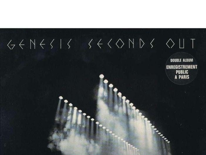 """Genesis: viene pubblicata la ristampa in vinile di """"Seconds Out"""""""