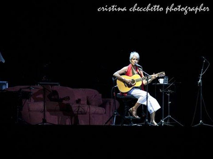 Joan Baez, una data a luglio in Italia per il tour d'addio – BIGLIETTI/PREZZI