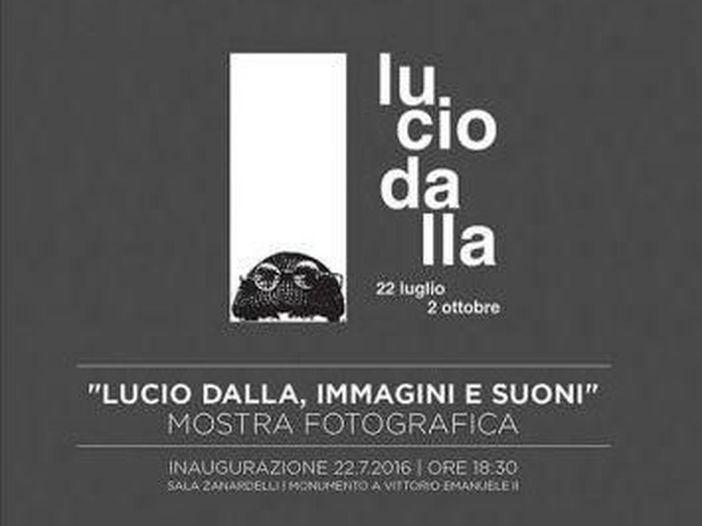 Lucio Dalla, a Roma la prima mostra monografica dedicata al cantautore