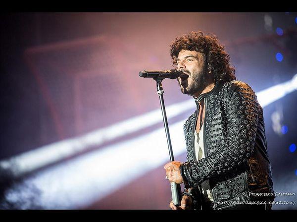 Francesco Renga al Forum di Assago: intervista e recensione del concerto