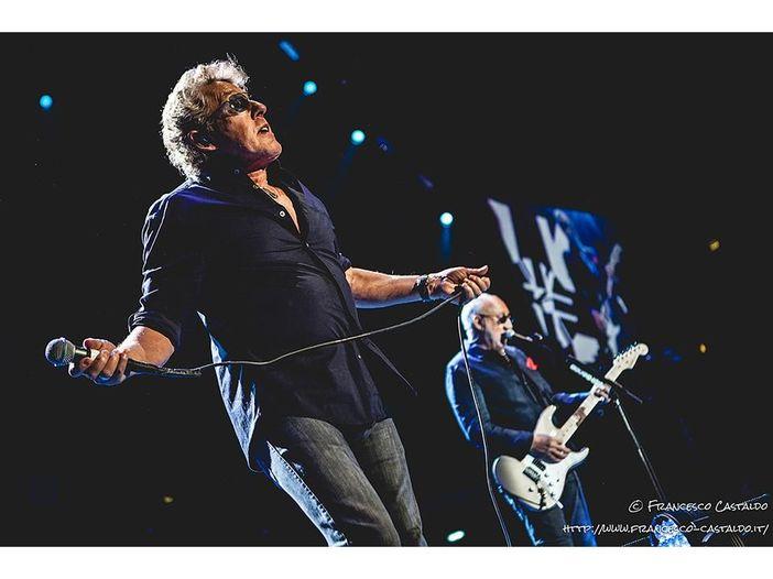 """Gli Who hanno suonato tutto """"Tommy"""" dal vivo per un evento benefit - VIDEO, SCALETTA"""