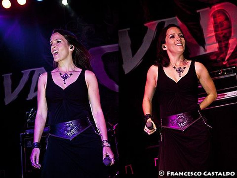 4 Ottobre 2011 - Alcatraz - Milano - Van Canto in concerto