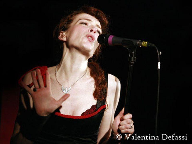 10 Dicembre 2010 - Spazio 211 - Torino - Melissa Auf Der Maur in concerto