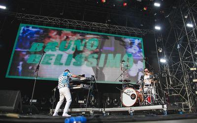 7 giugno 2019 - Core Festival - Zona Dogana - Treviso - Bruno Belissimo in concerto