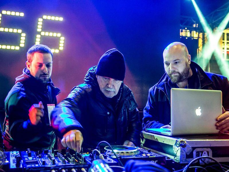 31 dicembre 2015 - Piazza Garibaldi - Parma - Giorgio Moroder in concerto