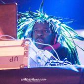 18 luglio 2014 - Goa Boa Festival - Arena del Mare - Genova - Gorillaz Soundsystem in concerto
