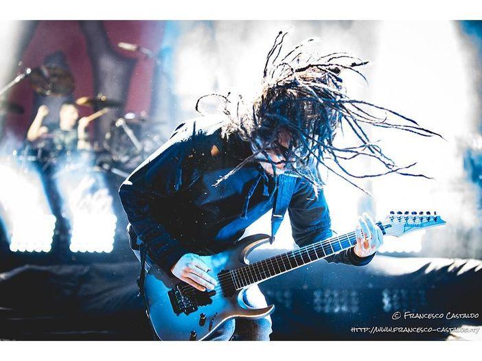 Korn in studio per lavorare al nuovo album - FOTO