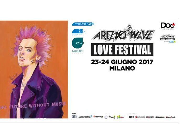 Arezzo Wave: l'edizione 2017 si trasferisce a Milano, ma è battaglia sul marchio