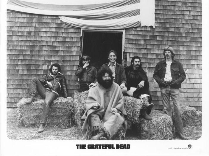 Accordo Universal-Grateful Dead: musica al cinema, in tv e in (poca) pubblicità