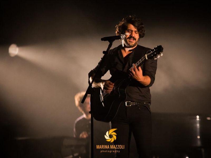 30 marzo 2018 - Teatro Carlo Felice - Genova - Mannarino in concerto