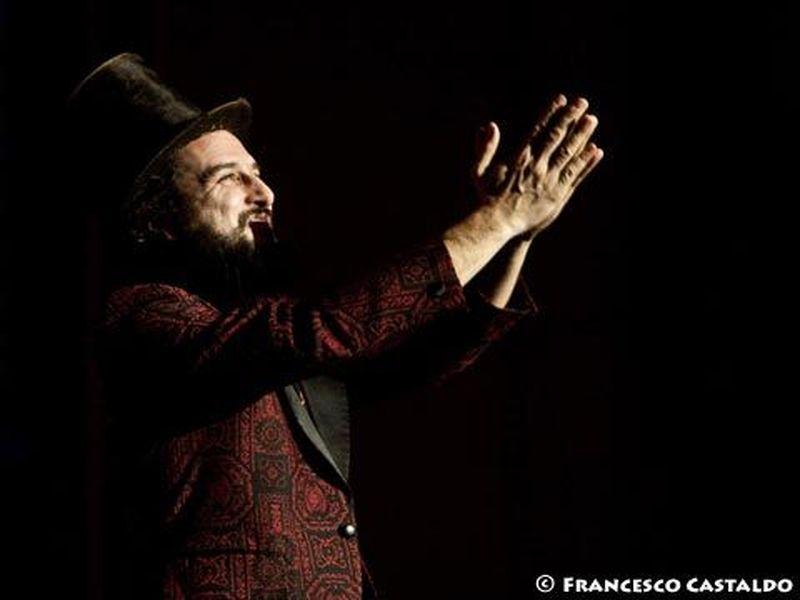 3 Dicembre 2009 - Teatro degli Arcimboldi - Milano - Vinicio Capossela in concerto