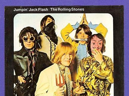 """""""Jumpin' Jack Flash"""", la canzone più suonata dal vivo dai Rolling Stones"""