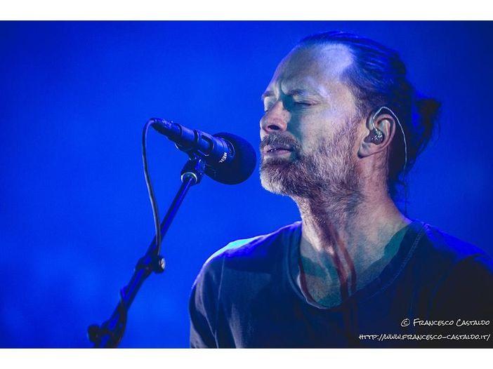 Thom Yorke: 'Sui cambiamenti climatici sono un ipocrita'