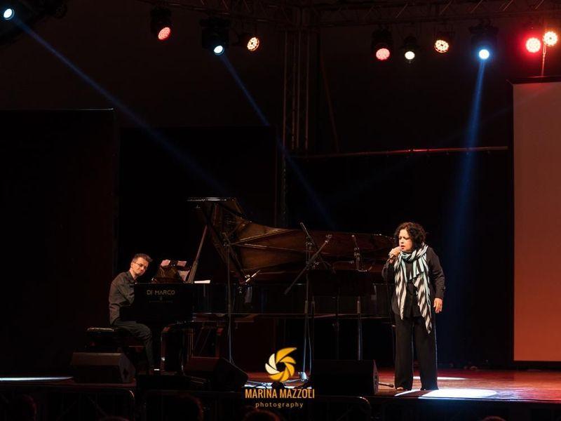 20 luglio 2020 - Porto Antico - Genova - Antonella Ruggiero in concerto