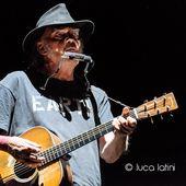 13 luglio 2016 - Anfiteatro Camerini - Piazzola sul Brenta (Pd) - Neil Young in concerto