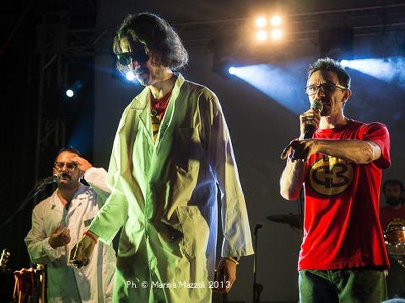 13 luglio 2013 - VaralloPop - Varallo Pombia (No) - Gem Boy in concerto