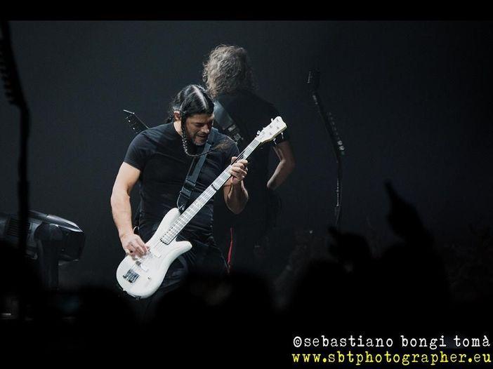 """Metallica, a Bologna cantano """"Nel blu dipinto di blu"""" - VIDEO/SCALETTA/FOTOGALLERY"""