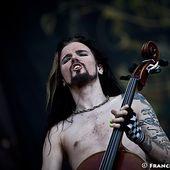 25 Giugno 2011 - Sonisphere Festival - Autodromo - Imola (Bo) - Apocalyptica in concerto
