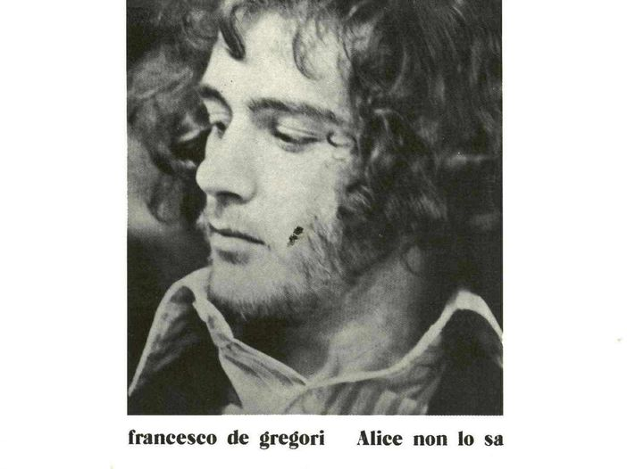 """Da riscoprire: la storia di """"Alice non lo sa"""" di Francesco De Gregori"""