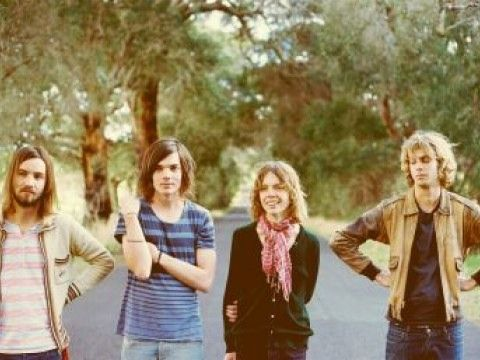 Bassist Nick Allbrook left Tame Impala