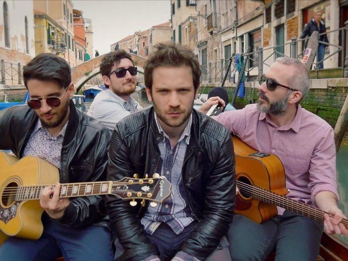 Indiemood sessions: Bloody Millionaire nei canali di Venezia - VIDEO