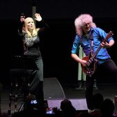 28 febbraio 2016 - Auditorium Parco della Musica - Roma - Brian May & Kerry Ellis in concerto