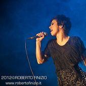 28 aprile 2012 - Magazzini Generali - Milano - Dolcenera in concerto