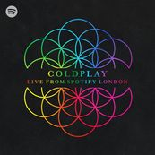 Coldplay - LIVE FROM LONDON