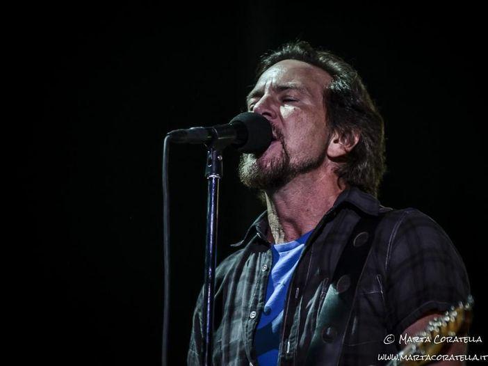 """Lo stacanovismo di Eddie Vedder per la realizzazione di """"Ten"""""""