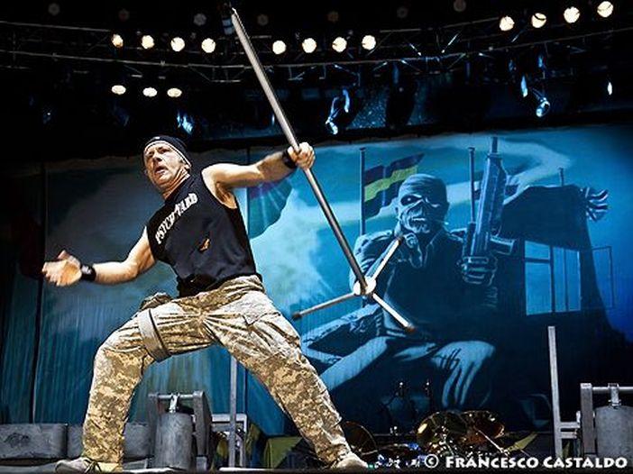 La prima volta degli Iron Maiden in Cina: no allo Union Jack, testi cambiati e niente fuochi d'artificio - VIDEO, SCALETTA